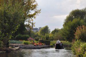 Amiens Yüzen Bahçeler